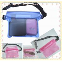 Wholesale pvc Waterproof bag, pockets, measure 220*155mm from china suppliers