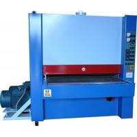 Wholesale wood working machine 1.3 m the wide belt sander from china suppliers
