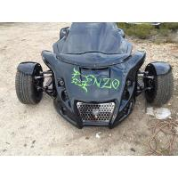 Quality 1998cc High Powered 3 Wheel Motorbike With 2 Seats And Car System , 29x18R20 for sale