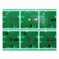 Wholesale AL-based PCB with Bergquist Material, 1.6mm Thickness and HAL Finish, (Hot Air Leveling) from china suppliers