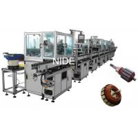 Wholesale Armature Auto Winding Machine Electric Motor Production Line from china suppliers