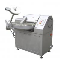 Wholesale BZBJ-80 380V 80 L Meat Cutter Machine 1200 Kg For Commercial Food Processor from china suppliers
