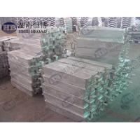Wholesale High purity anti - corrosion anode , Sacrificial Ship aluminium hull anodes from china suppliers