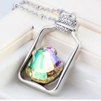 Wholesale Ref No.: 106015 Wishing bottle large costume jewelry necklaces jewellery sales australia jewelry in fashion from china suppliers