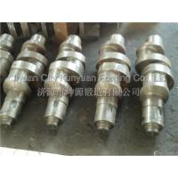 Wholesale Industrial Forged CrankShafts  Car Engine Forging Crankshaft Diameter 200 - 750mm ISO9001 2008 from china suppliers