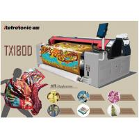 Wholesale 4 Colors Reactive Sublimation Printing Machine 34.5sq.M Per Hour from china suppliers