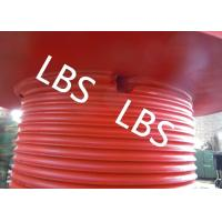 Quality Lifting Winch Lebus Grooved Drum Offshore Platform Crane Drum for sale