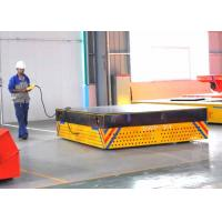 Wholesale High Quality Trackless Handling Trolley On Precast Concrete Floor from china suppliers
