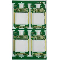 Wholesale Substrate fr4 circuit board multilayer 4 layer pcb green , blue , black color from china suppliers