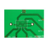 Wholesale Green FR4 Single Sided PCB Circuit Boards For Audio Amplifier Single Layer 1.6mm from china suppliers