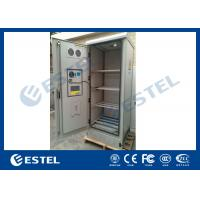 Wholesale DC48V Air Conditioner Outdoor Battery Cabinet , Outdoor Server Cabinet from china suppliers