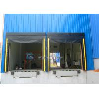 Wholesale Economic Industrial Loading Dock Seals And Shelters With Yellow Stripes from china suppliers