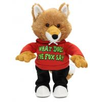 Wholesale 12 inch Talking and walking Fox Plush Toy What Does The Fox Say from china suppliers