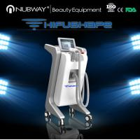 Wholesale 2015 NEWEST TECHNOLOG !ushape body slimming machine hifu from china suppliers