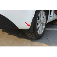 Wholesale Durable Plastic Car Mud Guards , KIA K3 2013 2015 OEM Mud Flaps from china suppliers