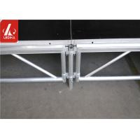 Wholesale Convenient Assemble Adjustable Leg Stage Platform Strong Structure Height 1.0 - 2.0m from china suppliers