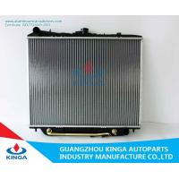 Wholesale Heat Exchanger High Performance Water Aluminium Car Radiators ISUZU TROOPER AT from china suppliers