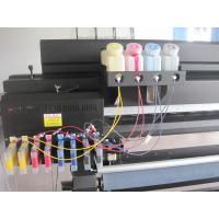 Wholesale 3.2M Eco Solvent printer in Bulk Ink System with 2 DX7 for printing flex banner from china suppliers
