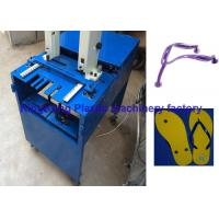 Wholesale Rubber Slipper Sole Attaching Machine / EVA PVC Flip Flop Wearing Machine from china suppliers
