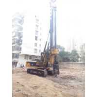 Wholesale Foundation Constraction Rotary Hydraulic Piling Rig Equipment with 72m/min Main Winch Line Speed from china suppliers