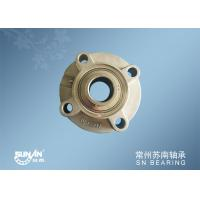 Wholesale Round Stainless Steel Pillow Block Bearing 35mm For Seeder / Cultivator SSUCFC207 from china suppliers
