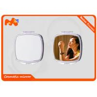 Wholesale Elegant Dye Sublimation Blanks , Women Personalized Compact Mirror from china suppliers