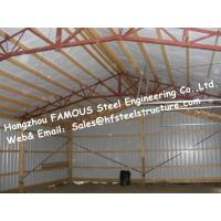 Wholesale China Prefabricated Steel Building PSB With Steel Fabricator Certification For Structural Steel Barn from china suppliers