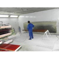 Wholesale custom designed furniture paint ovens/powder coating line from china suppliers