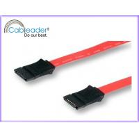 Wholesale Computer internal PC cable SERIAL ATA CABLE , SATA 7Pin - 7Pin from china suppliers