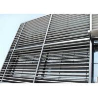 Wholesale Durable - Washable Aluminium Sun Shades Decorative Slice Screen Ceiling Panels from china suppliers
