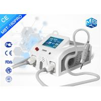 Wholesale Multifunctional IPL Elos SHR Nd Laser Hair Removal Machine With Skin Rejuvenation from china suppliers