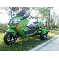 Wholesale 1000w Electric Moped Bike 3 Wheel Scooter Motorcycle With Brushless Motor from china suppliers