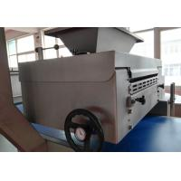 Wholesale Commercial Bread Maker Equipment , Croissant Making Machine With  Coiling Mechanism from china suppliers