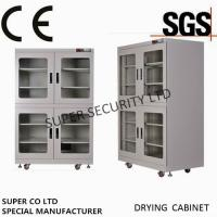 Wholesale Stainless Low Humidity Electronic Dry Cabinet , 85V - 265V LED Display from china suppliers