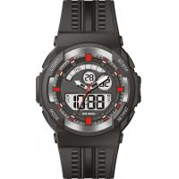 Wholesale Big Face Analog Digital Watches 100m Water Resistant Shock Proof from china suppliers