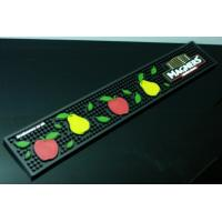 Wholesale Rectangular Bar Drink Mat Promotional Bar Service Mat Personalised from china suppliers