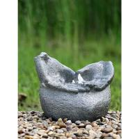 Wholesale 50 X 37 X 41 cm Granite Cast Stone Outdoor Water Fountains For Home from china suppliers