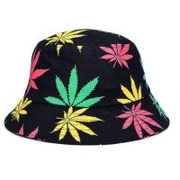 Wholesale 100%cotton printed Bucket adult hat from china suppliers
