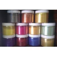 Wholesale Beautiful Chameleon Pearlescent Pigment, Color Changing Powder,Mica Powder from china suppliers
