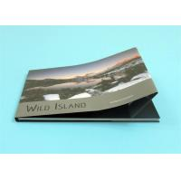 Wholesale Custom Hardcover Photo Books with A4 Landscape Size ,  Professional Hardcover Book from china suppliers