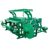 Buy cheap Semi-automatic crimped wire weaving machine from wholesalers