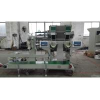 Wholesale Two spout Weighing Filling Charcoal / Stone Automated Bagging Systems L2500*W1850*H1900 from china suppliers