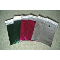 Wholesale Laminated Colorful Metallic Bubble Mailers For Delivery Industry 345x465mm #K from china suppliers