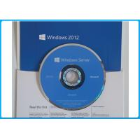 Wholesale Microsoft Windows Server 2012 R2 Standard Edition English Version 100% Activation With DVD from china suppliers