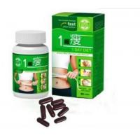 Wholesale 1 Day Diet Pill Herbal Weight Loss Product from china suppliers