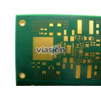 Wholesale FR4 TG170 12 Layer HDI PCB Immersion Silver With Countersink Holes , 2.0mm from china suppliers