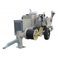 Wholesale SA-YQ90 90KN steel Cable Tensioners Hydraulic Puller With Diesel Engine from china suppliers