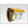 Food Grade 50 Mic PVC Heat Shrink Sleeve Label For Bottled Beverage Packaging Drink Bottle Labels for sale