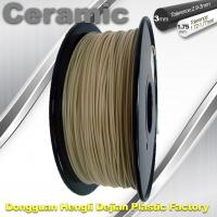 Wholesale Surface Light / Ceramic Texture  3d Printing Filament Materials Plastic Strips from china suppliers