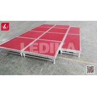 Wholesale Elegant Outdoor Portable Show Stage Aluminum Stage Platform Aluminum Stage from china suppliers